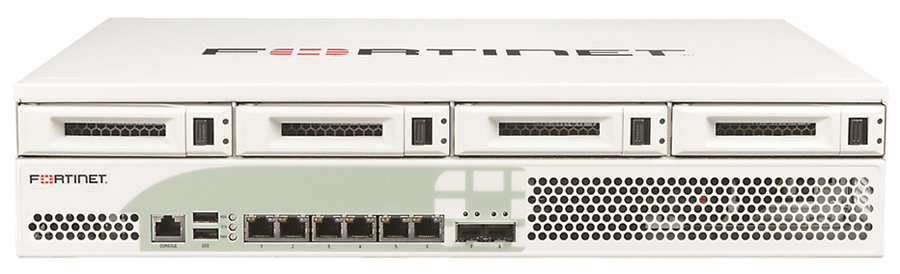 Fortinet FortiWeb 3000D