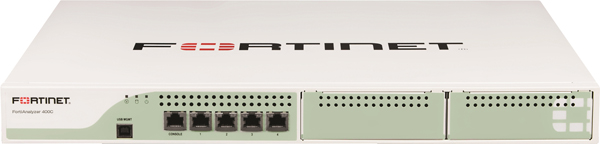 Fortinet FortiAnalyzer 400C Appliance