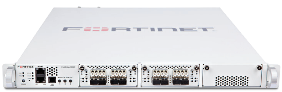 Fortinet FortiBridge 3004S Bypass Appliances