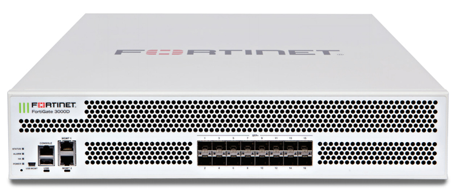 Fortinet FortiGate 3000D-DC