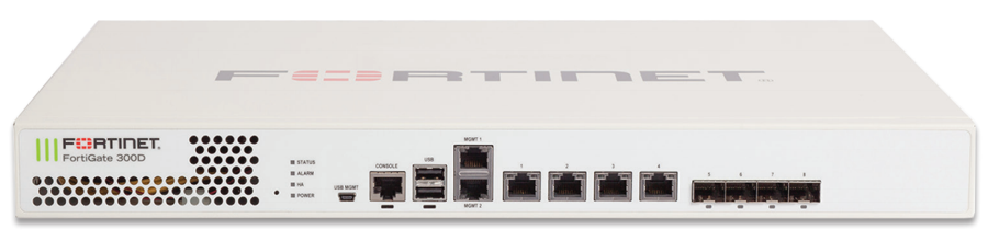 Fortinet FortiGate 300D