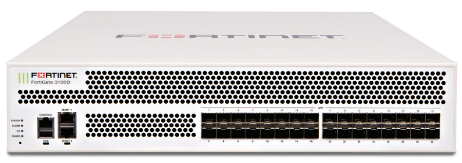 Fortinet FortiGate 3100D-DC