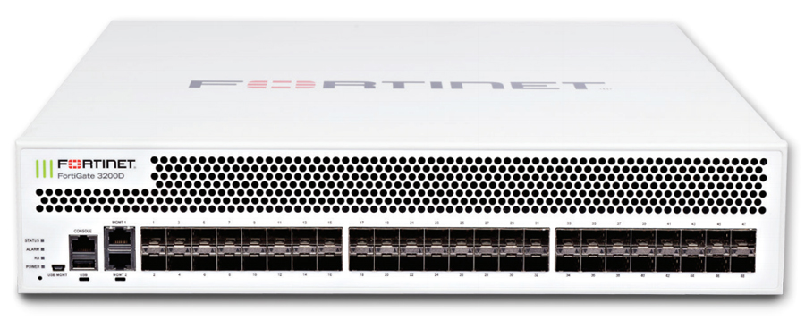 Fortinet FortiGate 3200D-DC