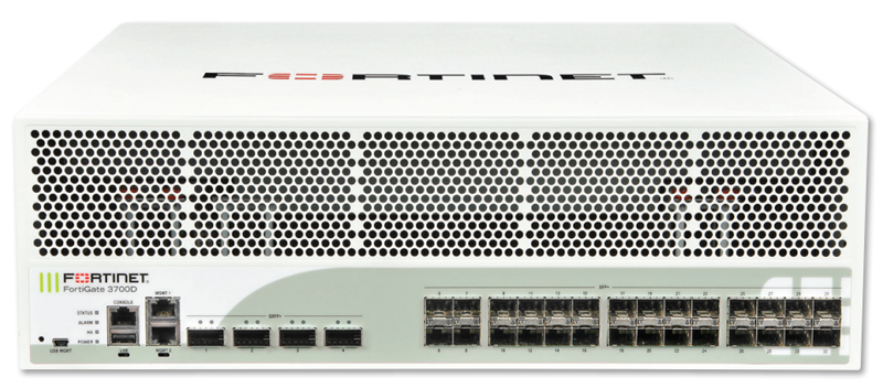 Fortinet FortiGate 3700D-DC