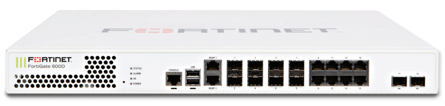 Fortinet FortiGate 600D
