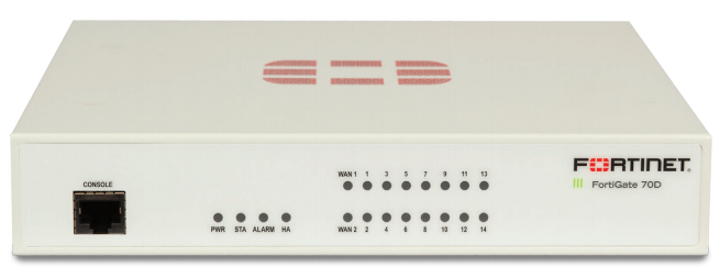 Fortinet FortiGate 70D