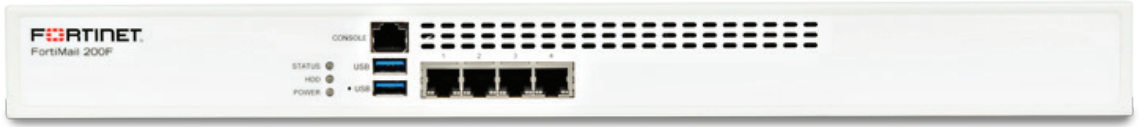 Fortinet FortiMail 200F