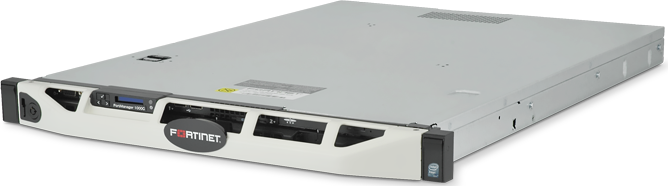 Fortinet FortiManager 1000C Appliance