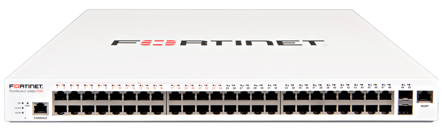 Fortinet FortiSwitch 248D-POE