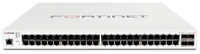 Fortinet FortiSwitch 248D