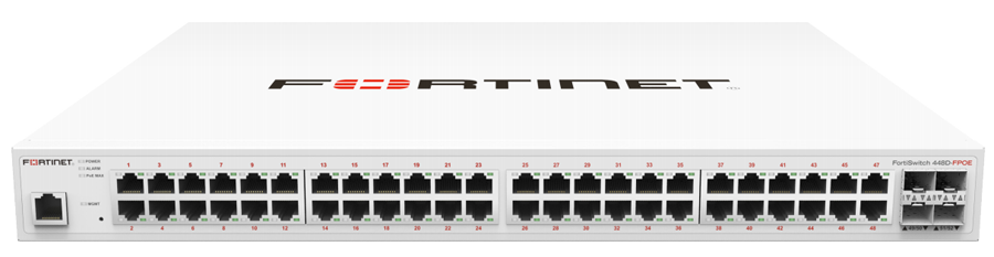 Fortinet FortiSwitch 448D-POE