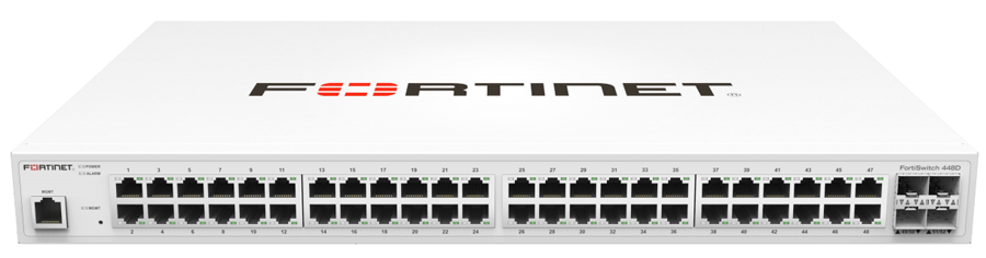 Fortinet FortiSwitch 448D