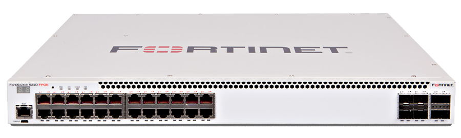 FortiSwitch 524D FPOE