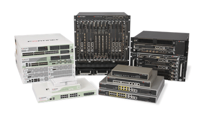 Fortinet Appliances