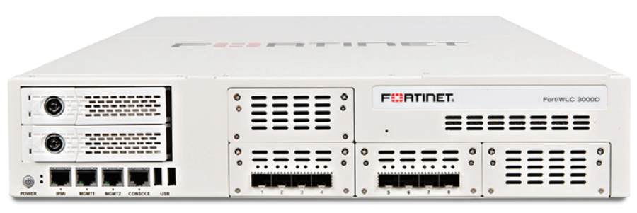 Fortinet FortiWLC 3000D