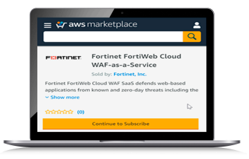 FortiWeb-Cloud